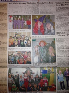 Students and staff hitting the headlines in today's paper.