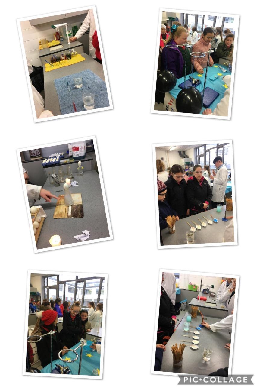 Science Week with Tullamore College – scoilmhuiretullamoreblog